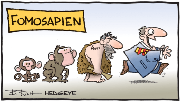 10 Tweets From Keith McCullough and Darius Dale - 11.15.2019 FOMO sapien cartoon
