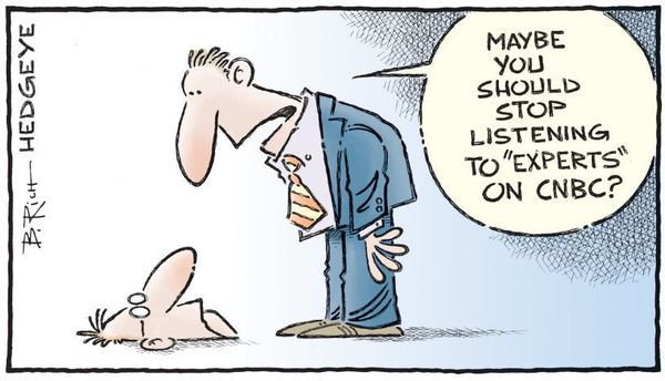 11 Tweets From Our Research Team  - cnbc hedgeye cartoon