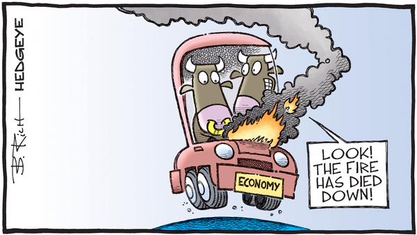 Cartoon of the Day: Check The Engine  - 06.10.2020 fire died down cartoon