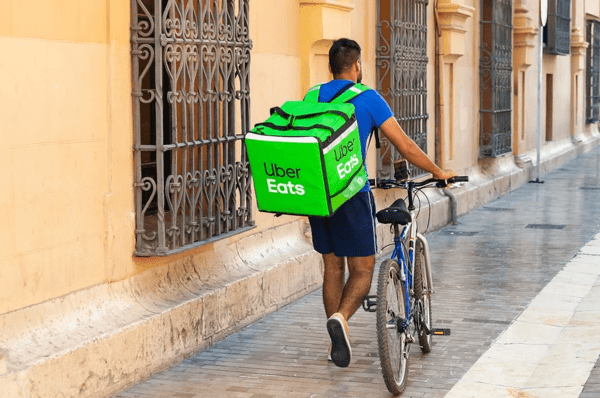 Food Delivery Sector Continues To Heat Up  - 7 8 2020 10 20 10 AM