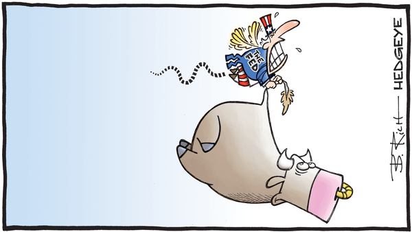Cartoon of the Day: Flight Assistance  - 09.08.2020 Fed fairy and bull cartoon