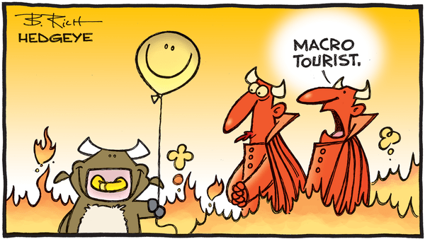 Cartoon of the Day: Everything Is Fine  - 10.05.2020 macro tourist in hell cartoon