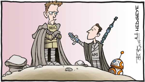 Generational Impacts On Technology | What We Learned From Neil Howe - Jedi Ami and Neil cartoonFIX
