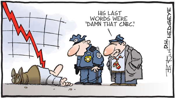 10 Tweets This Morning From Keith McCullough - 04.08.2020 CNBC victim cartoon