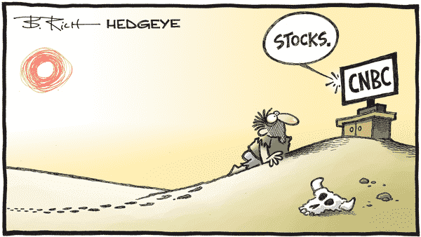 10 Tweets This Morning From Keith McCullough - 04.15.2020 CNBC cartoon