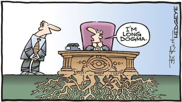 12 Tweets This Morning From Keith McCullough - 10.21.2020 long dogma cartoon