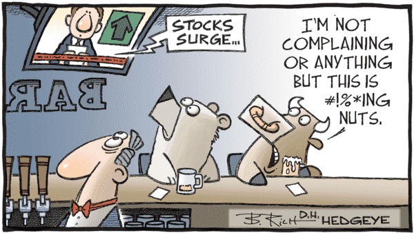 The Stock Market Uptrend Is Strong, But It's Entering A Higher Risk Level - 06.05.2020 F in nuts cartoon1  1