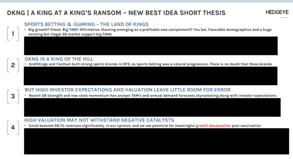 A King At King's Ransom → Best Idea $DKNG - DraftKings Todd Jordan