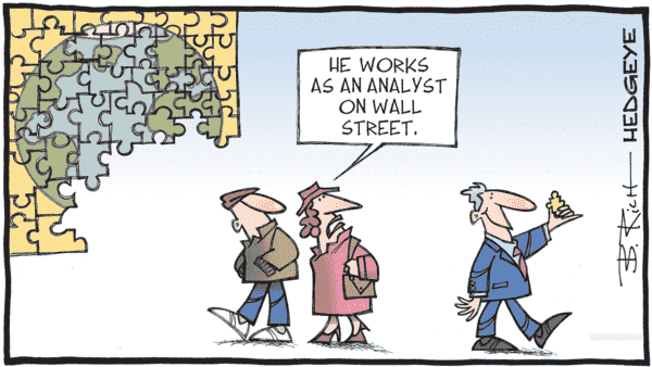 10 Tweets This Morning From Keith McCullough - 19.27.2020 Wall St analyst cartoon 2.0