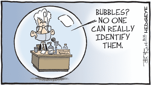 Cartoon of the Day: Living In A Bubble - Living In A Bubble