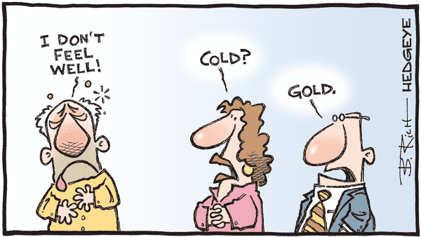 Cartoon of the Day: Goldbug - Goldbug