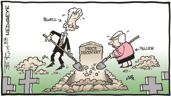 Cartoon of the Day: Buried - Six Feet Under