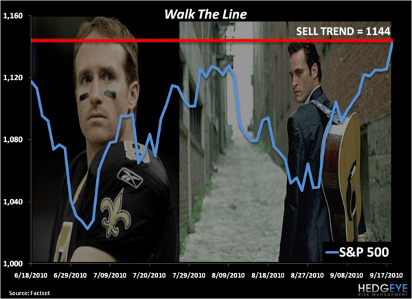 EARLY LOOK: Walk The Line - cash