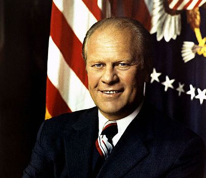 EARLY LOOK: The Incorrigible Hand - Gerald Ford