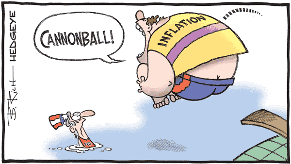 Cartone animato del giorno: Shocking The Pool - Palla di cannone