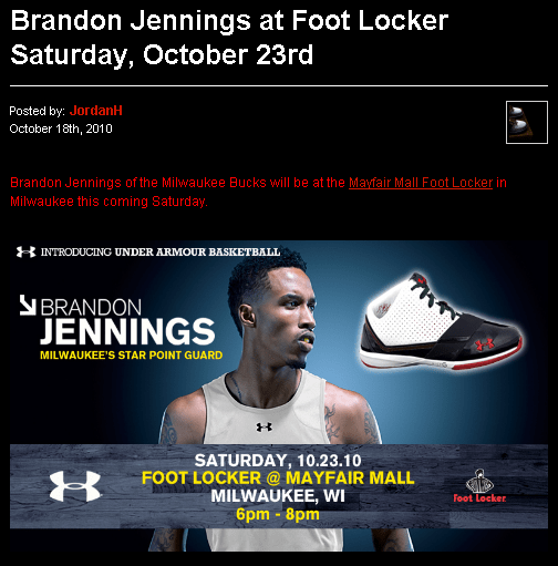 FL Takes the Prize on Launch Day - brandon jennings