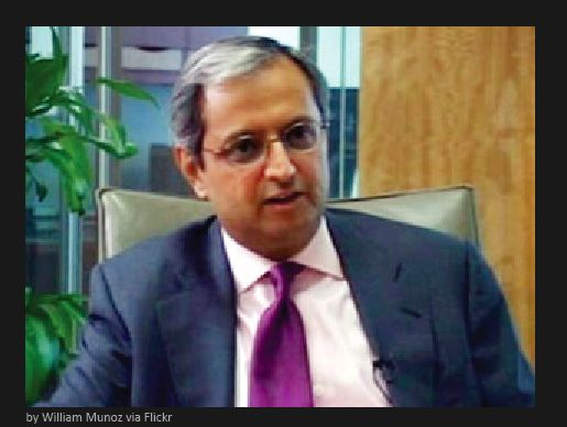 Compliance: Vic or Treat - Vikram Pandit