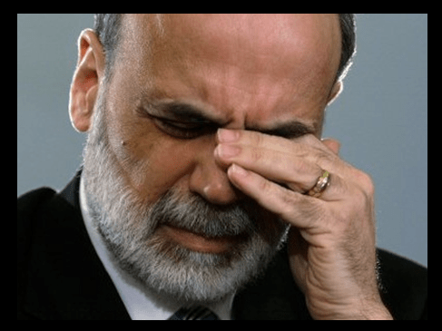 Fed Fighting: Bernanke Obfuscates - 1
