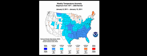 Athletic Trends in the January Duldrums - FW weather 1 19 11
