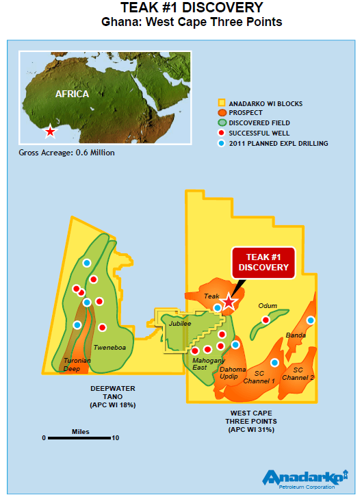 Daily Oil & Gas Perspectives - APC DAILY GHANA FEB 10 2011