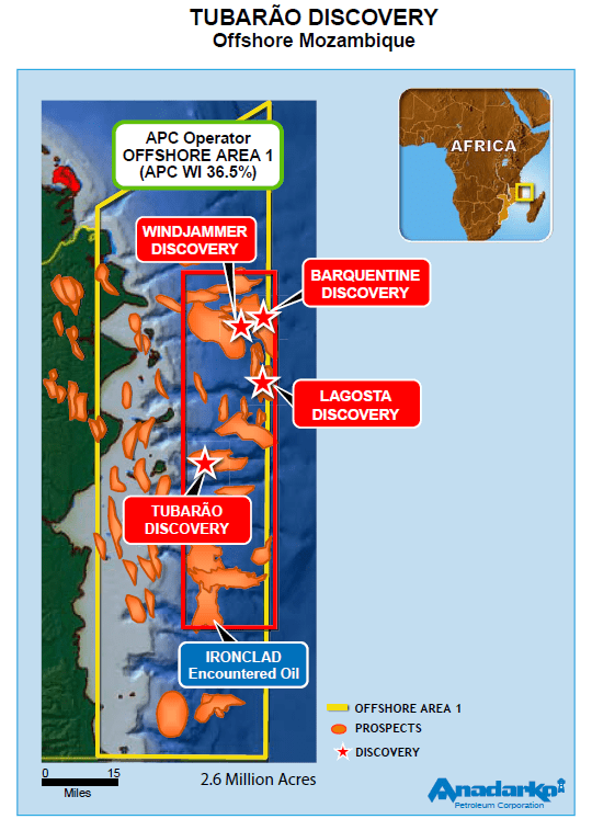 Daily Oil & Gas Perspectives - APC DAILY MOZAMBIQUE FEB 10 2011