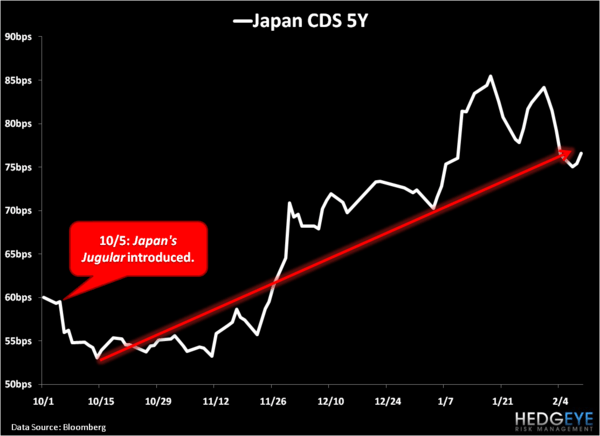 Japan: Setting Up to Collapse? - 5